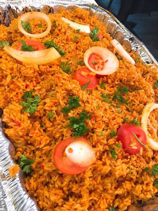 Jollof rice kegoskitchen jollof with a hint of coconut is amazing this recipe is my everyday go to method to making coconut jollof ccuart Gallery